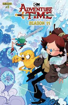 Adventure Time Season 11 2 Cover.jpg