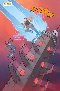 Amazing World of Gumball OGN 5 Page 3.jp