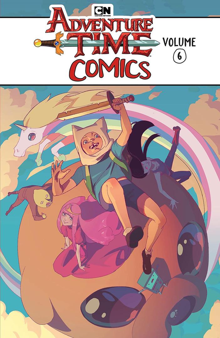 Adventure Time Comics Vol 6 Cover.jpg
