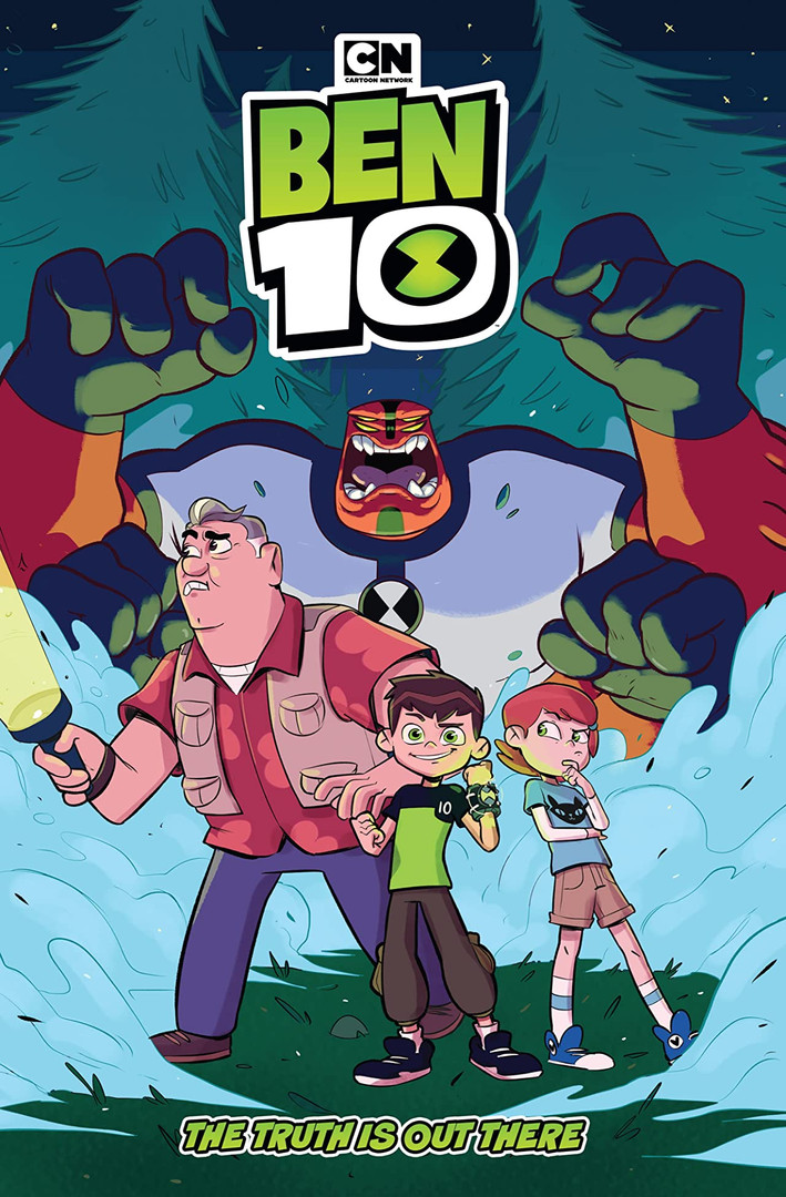 Ben 10 OGN Vol 1 Cover.jpg