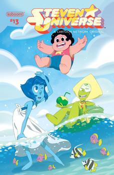 Steven Universe Cover 13.jpg