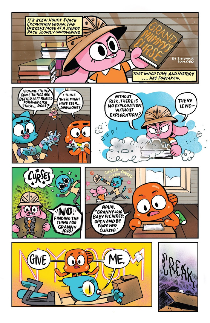 Amazing World of Gumball 2018 Special Sh
