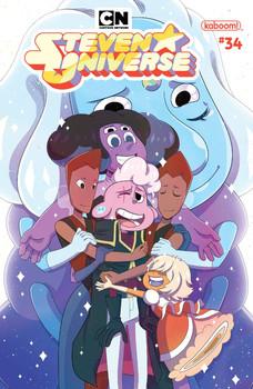 Steven Universe Cover 34.jpg
