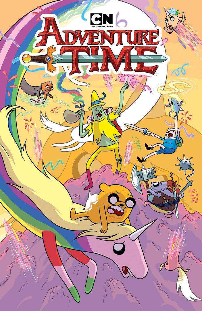 Adventure Time TPB Vol 17.jpg