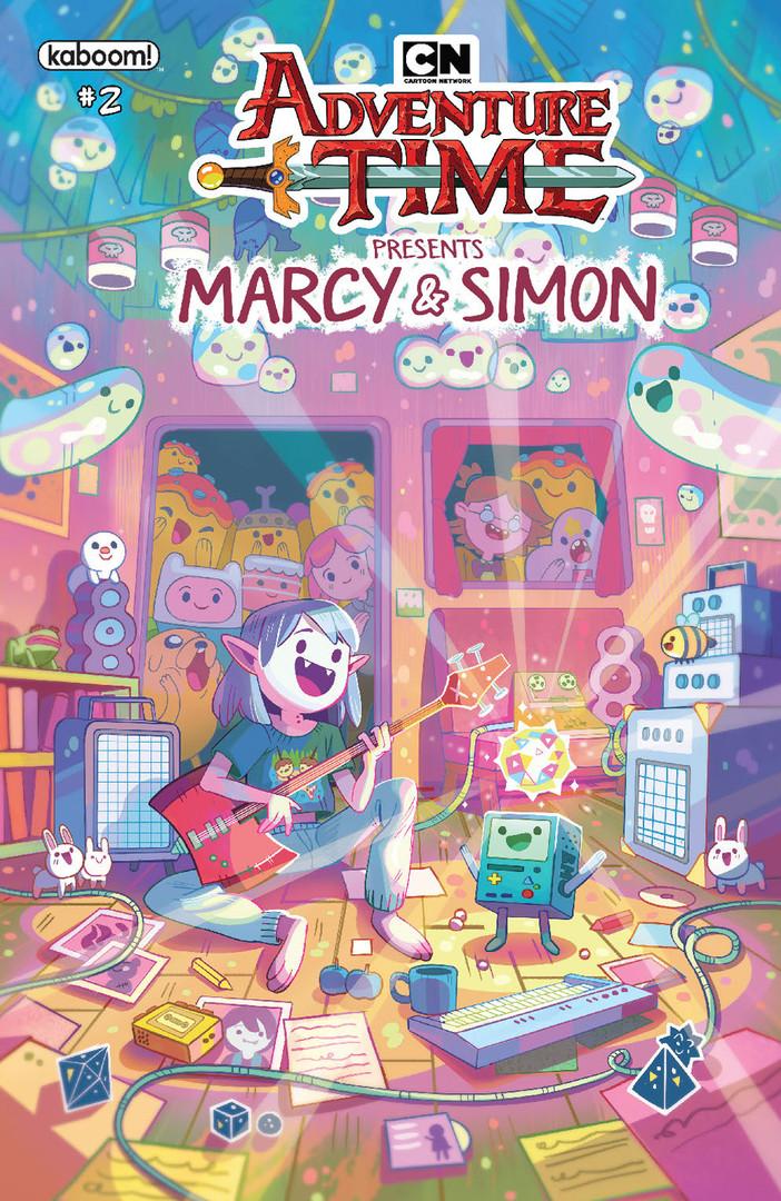Adventure Time Marcy & Simon Ray Tonga M