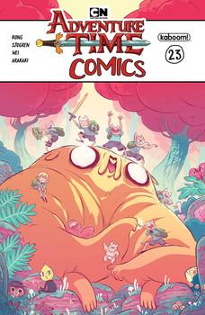 Adventure Time Comics 23 Cover.jpg