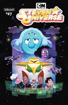 Steven Universe Preorder Cover 27 Perron