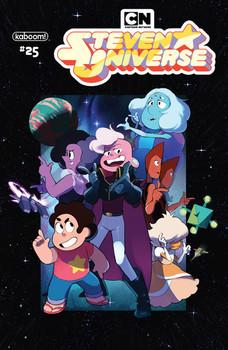 Steven Universe Preorder Cover 25 Perron