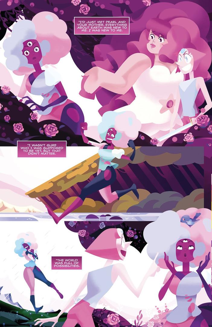 Steven Universe Fusion Frenzy The Gauntl