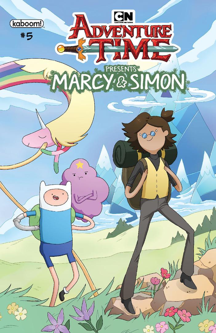 Adventure Time Marcy & Simon Jamie Lough