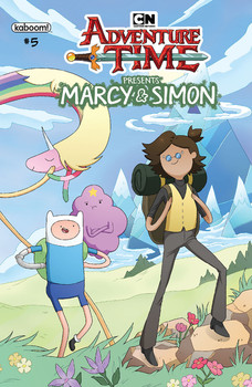 Adventure Time Marcy & Simon Jamie Lough