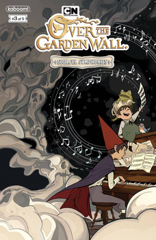 Over the Garden Wall Soulful Symphonies