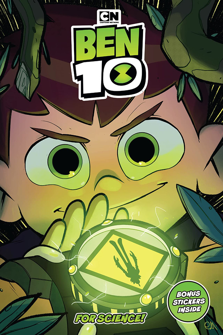 Ben 10 OGN Vol 2 Cover.jpg