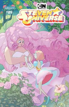 Steven Universe Preorder Cover 29 Loughr
