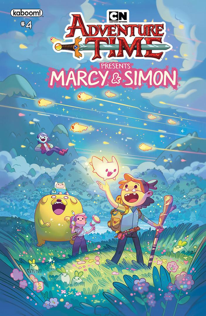 Adventure Time Marcy & Simon Ray Tonga S
