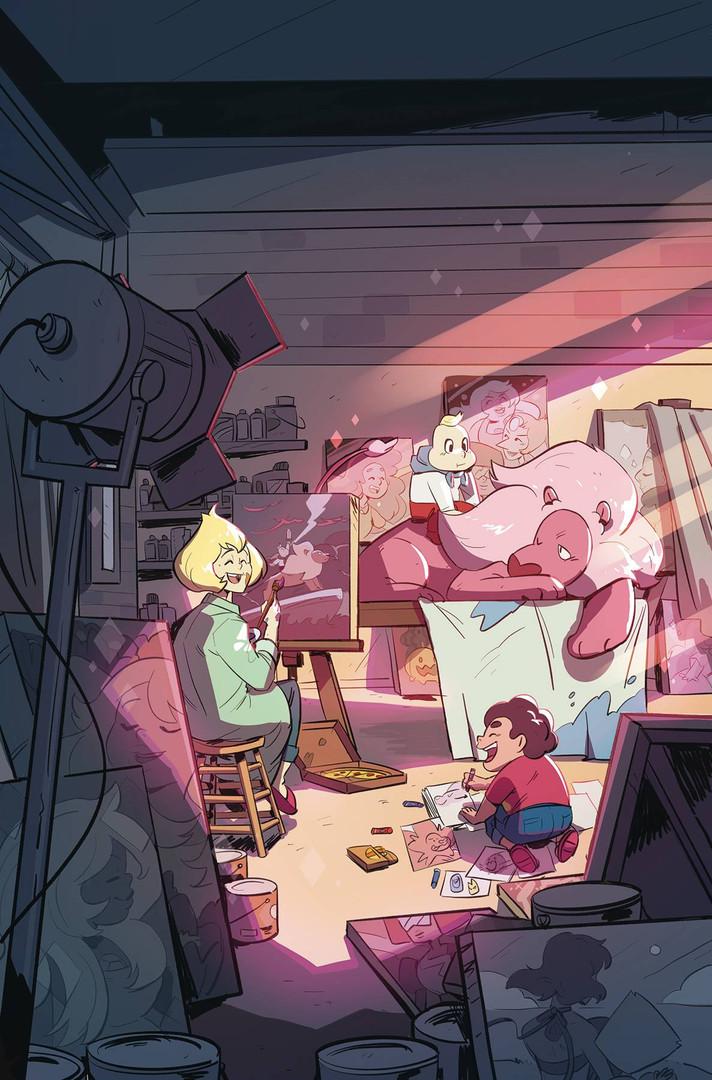 Steven Universe Preorder Cover 33 Vendiv
