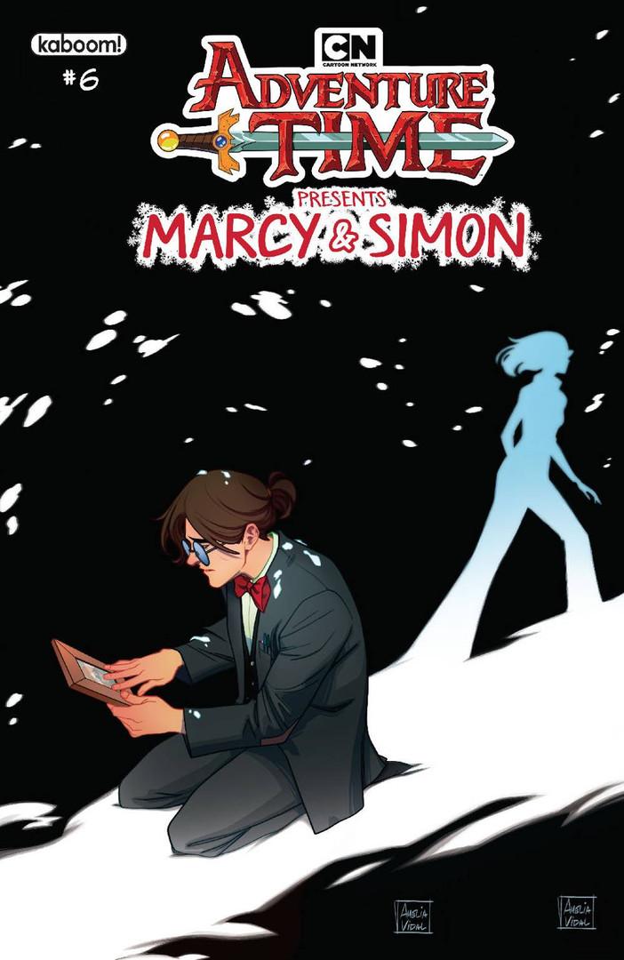Adventure Time Marcy & Simon Amelia Vida
