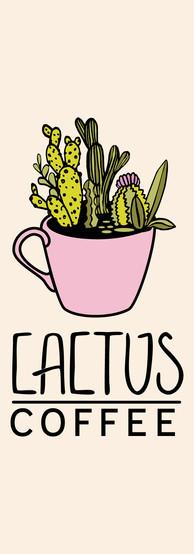 Cactus Coffee Alice Brown
