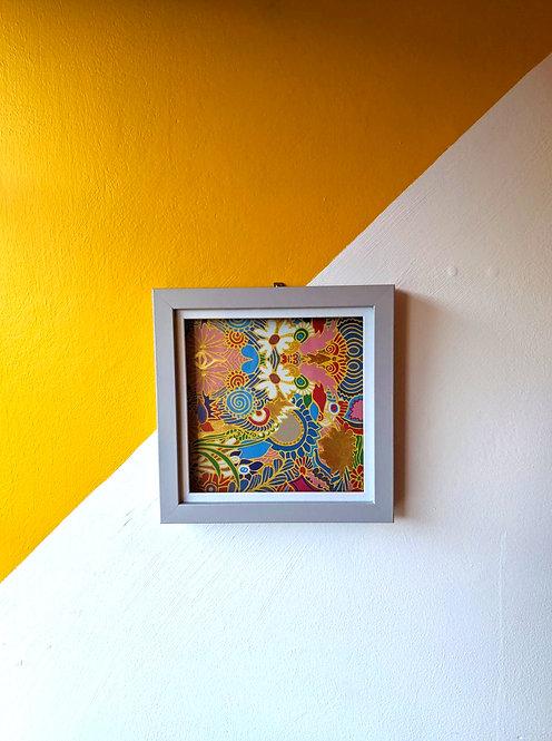 Box framed Gold Ed Print