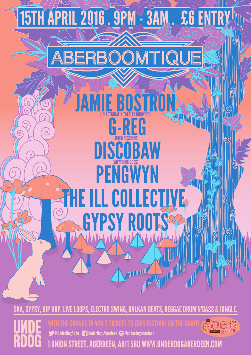 ABERBOOMTIQUE | Alice Brown