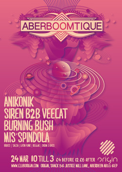 ABERBOOMTIQUE | Alice Brown