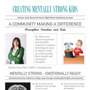 Raising Mentally Strong Kids