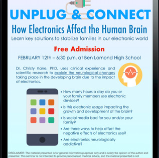 How Electronics Affect the Brain