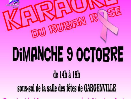 Le Karaoké du ruban rose : Passion du Chant s'engage !