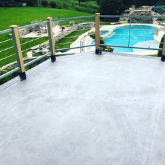 Accurate Roof Management | Residential | New Flat Roof