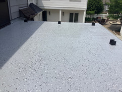Accurate Roof Management   Residential   Flat Roof   Repair