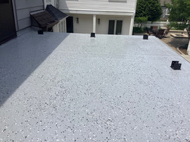 Accurate Roof Management | Residential | Flat Roof | Repair