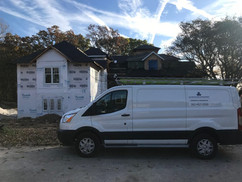 Accurate Roof Management   Residential   Service Trucks