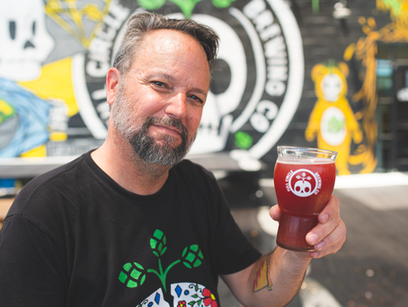 Welcome Pat Korn to Full Circle Brewing Co. as our new brewmaster!