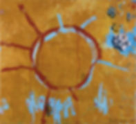 the sun - theres always another painting