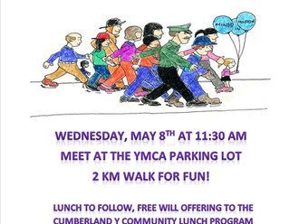 Let's Walk About It - Mental Health Awareness Walk