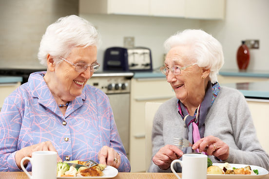 Age Concern Wellbeing Centres