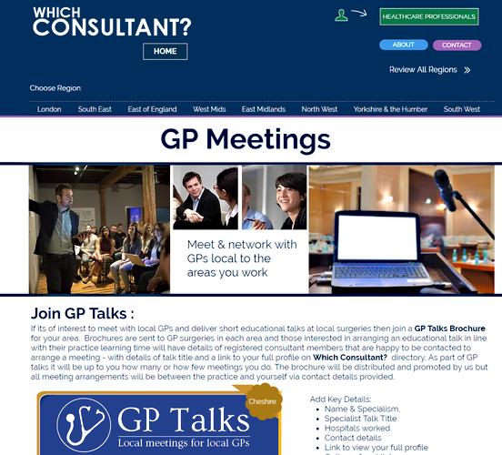 GP Talks