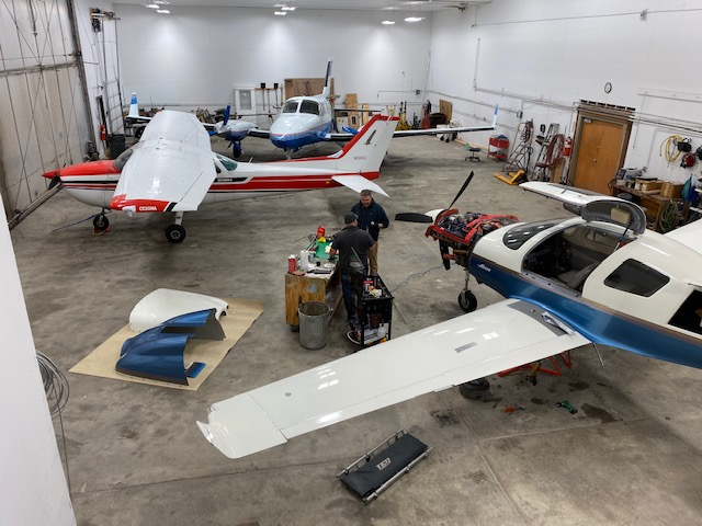 Butte Aviation Shop
