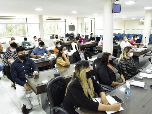 Servidores recebem capacitação de técnica legislativa