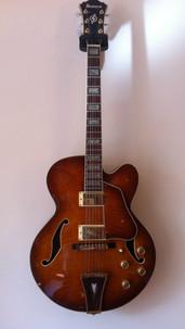 Ibanez AF95-VLS Semi-Acoustic Guitar, 2009