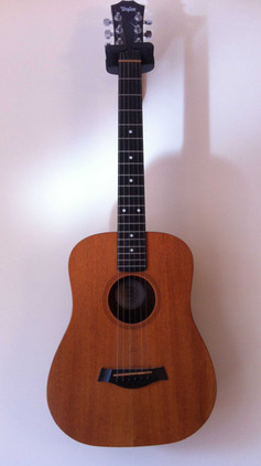 """Taylor """"Baby Taylor"""" 305-M-GB Travel Acoustic Guitar, 2003"""