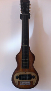 GibsonBR4.jpgGibson BR-4 Lap Steel Guitar, 1947