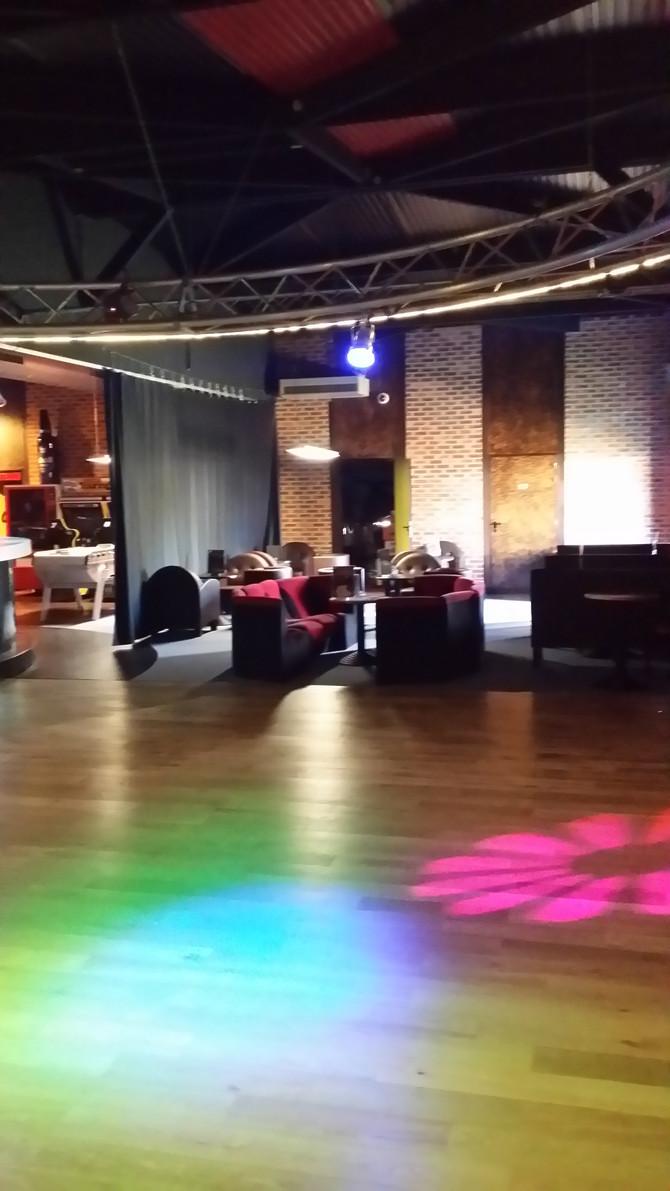 Première soirée Alma Danse au Red Bowl le Vendredi 18 Novembre.