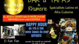 Fête de la musique avec Alma Danse au El rum rum à Angers.