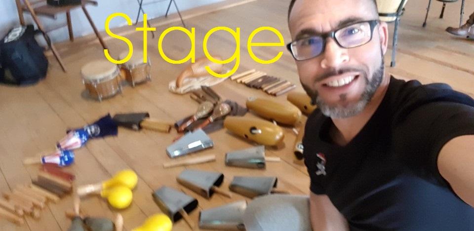 Stage de musicalité