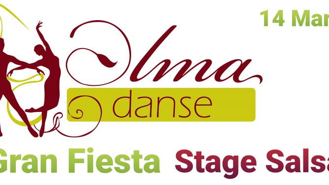 [ANNULATION] Gran Fiesta - Stage Salsa
