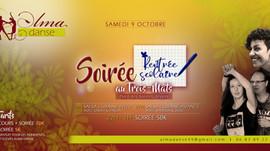 "Soirée de rentrée Alma danse ""Back to school""."