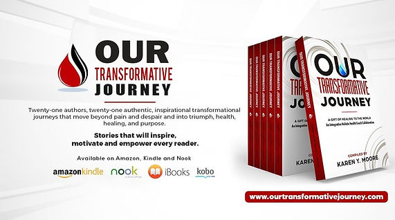 Our Transformative Journey Information Card