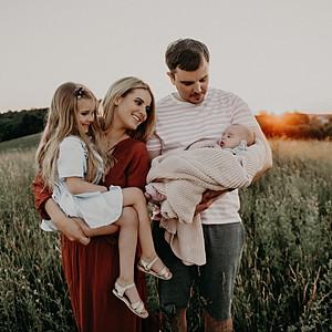 Mildos ir Karolio šeima
