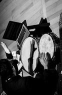 The Gesture's Narrative - contemporary music for percussion
